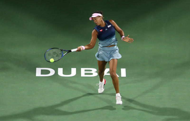 Dubai Duty Free Tennis Championships - Day Three