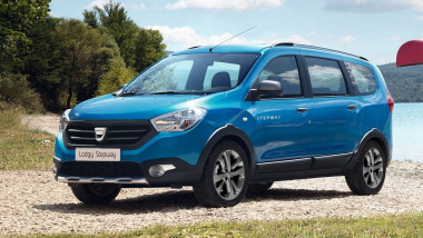 dacia lodgy stepway 2