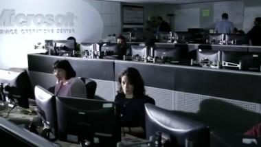 microsoft angajati