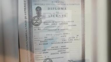 diploma medic