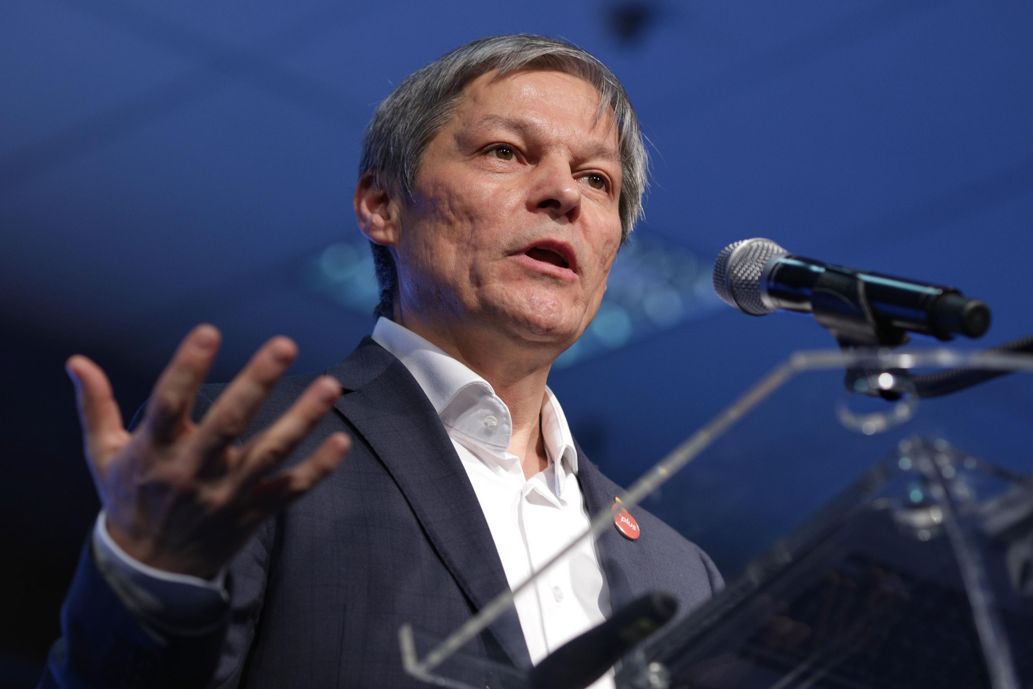 Reactii de la Bruxelles dupa alegerea lui Ciolos in functia de lider de grup al Renew Europe