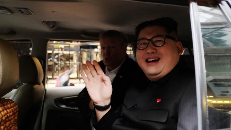 Howard X - Kim Jong Un