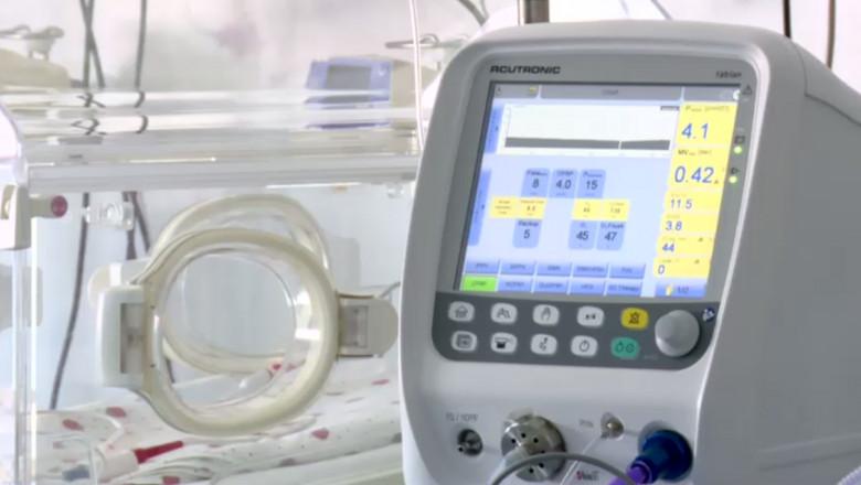 aparat spital modern slatina