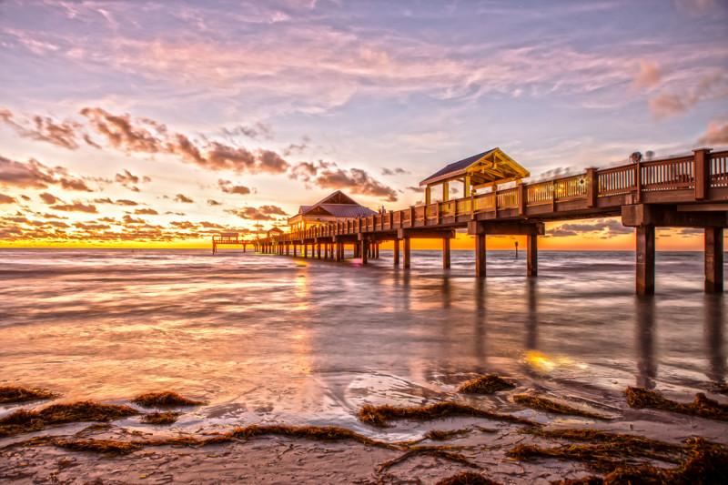 Clearwater plaja