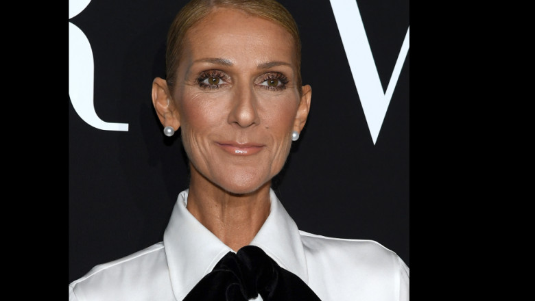 celine dion getty