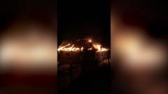 incendiu Maramures