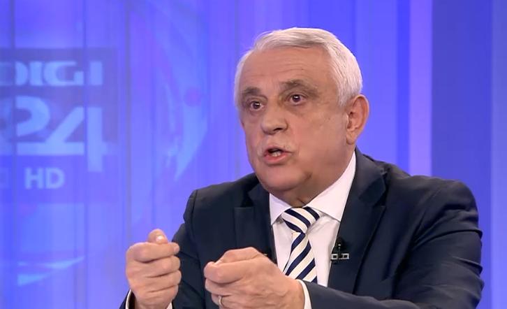 """Reactia lui Daea dupa ce Orban l-a acuzat ca a """"umflat"""" productia de cereale in actele trimise Comisiei Europene"""