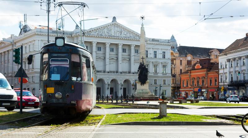 arad romania tramvai