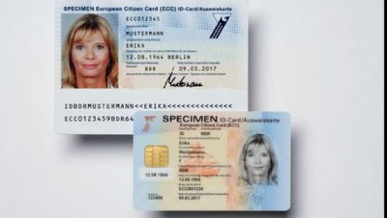 carte de identitate noua