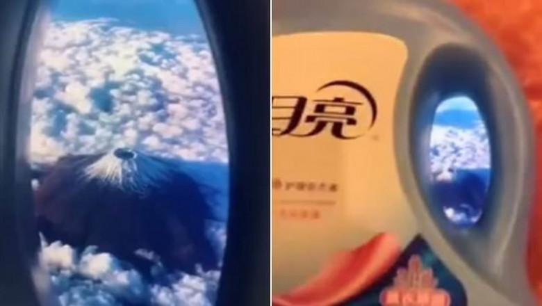 fake plane challenge
