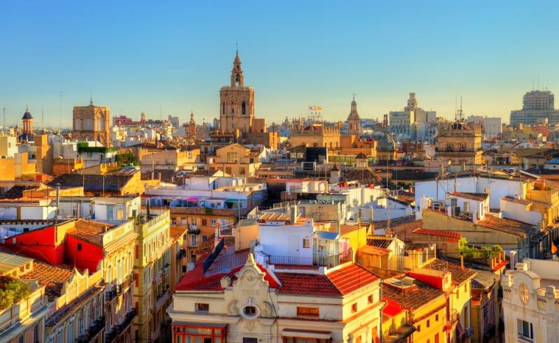 Valencia, Spania