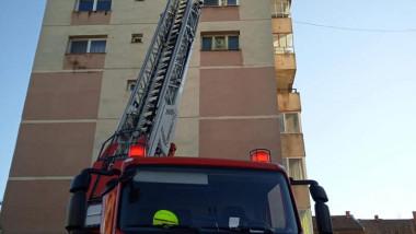 pompieri scara inaltime SM