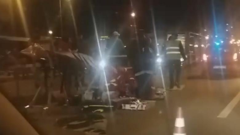 accident Magheru