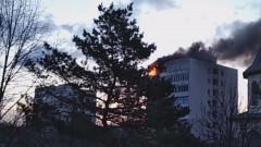 incendiu buzau