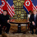 U.S. President Trump And North Korean Leader Kim Jong-un Meet In Hanoi