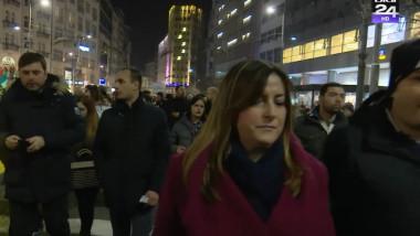 proteste sarbi