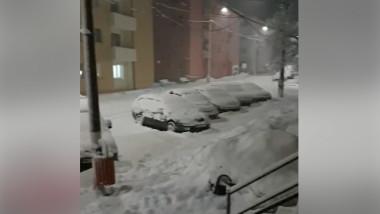 iarna Cavnic