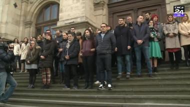 protest magistrati bucuresti