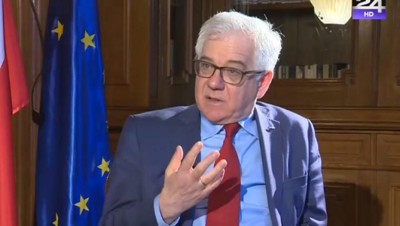 ministrul polonez de externe 2