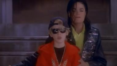 michael jackson si Macaulay Culkin