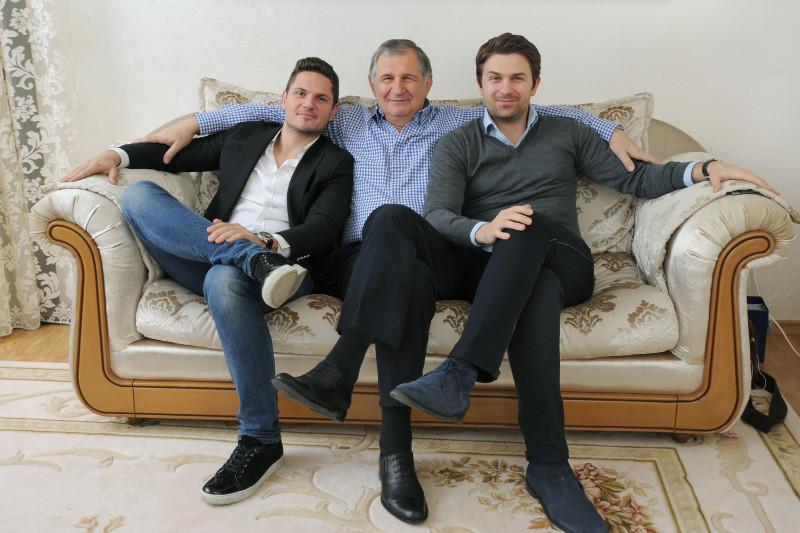 familia vidrascu