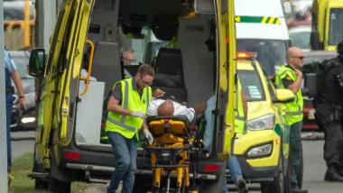 Atac armat In Noua Zeelanda