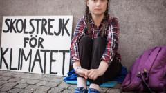Greta Thunberg fb