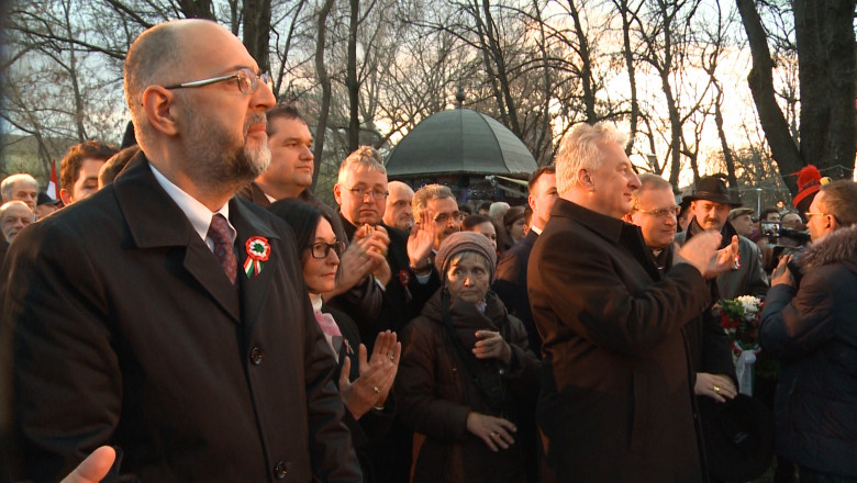 Kelemen Hunor vicepremier maghiar Semjen