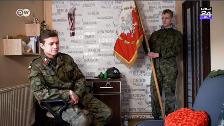 paramilitari polonia