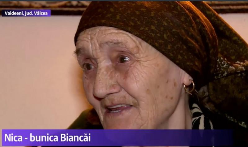 bunica bianca andreescu