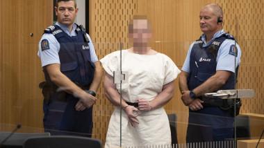 Barbatul care a comis atentatul din Christchurch a fost condamnat la inchisoare pe viata