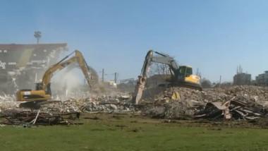 demolare stadion giulesti