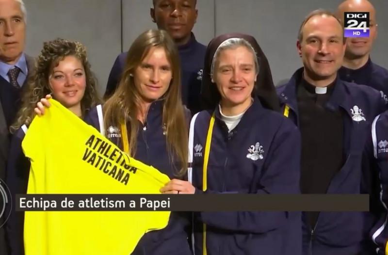 atletica vaticana