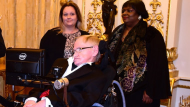 asistenta lui hawking - getty
