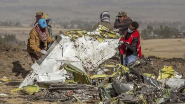avion prabusit ethiopian airlines boeing 737 MAX 8