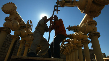 Oil Fields In Northern Iraq Try To Reach Maximum Production capacity.