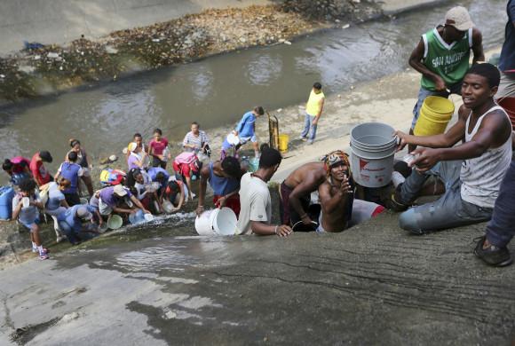 criza in venezuela