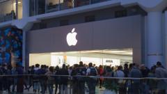 magazin apple, canada, toronto, strada, coada de oameni