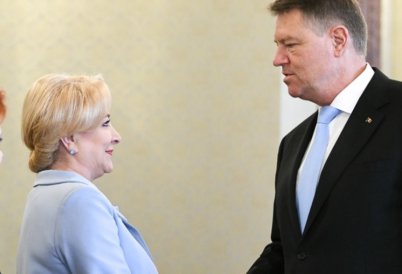 dancila iohannis crop presidency
