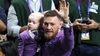 conor mcgregor getty