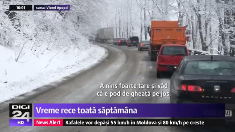 iarna munte