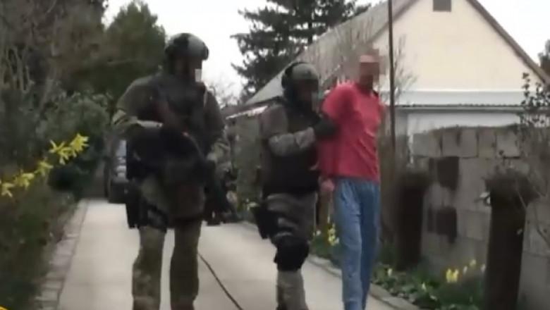 ungaria arestat