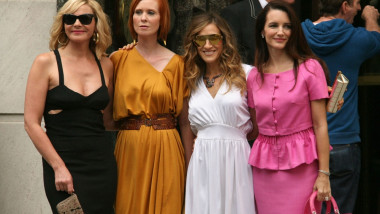 Kim Cattrall, Cynthia Nixon, Sarah Jessica Parker, Kristin Davis, sex and the city, totul despre sex