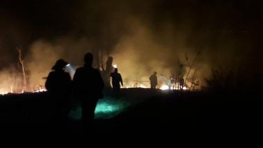Incendiu Stația Ștei-Valea Aleu 4