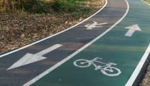 pista pentru biciclete