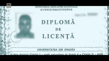 diploma oradea DTV