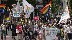 Tokyo Rainbow Pride 2018 Parade