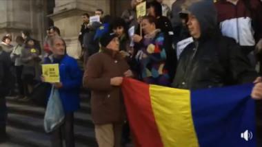 protest palatul de justitie