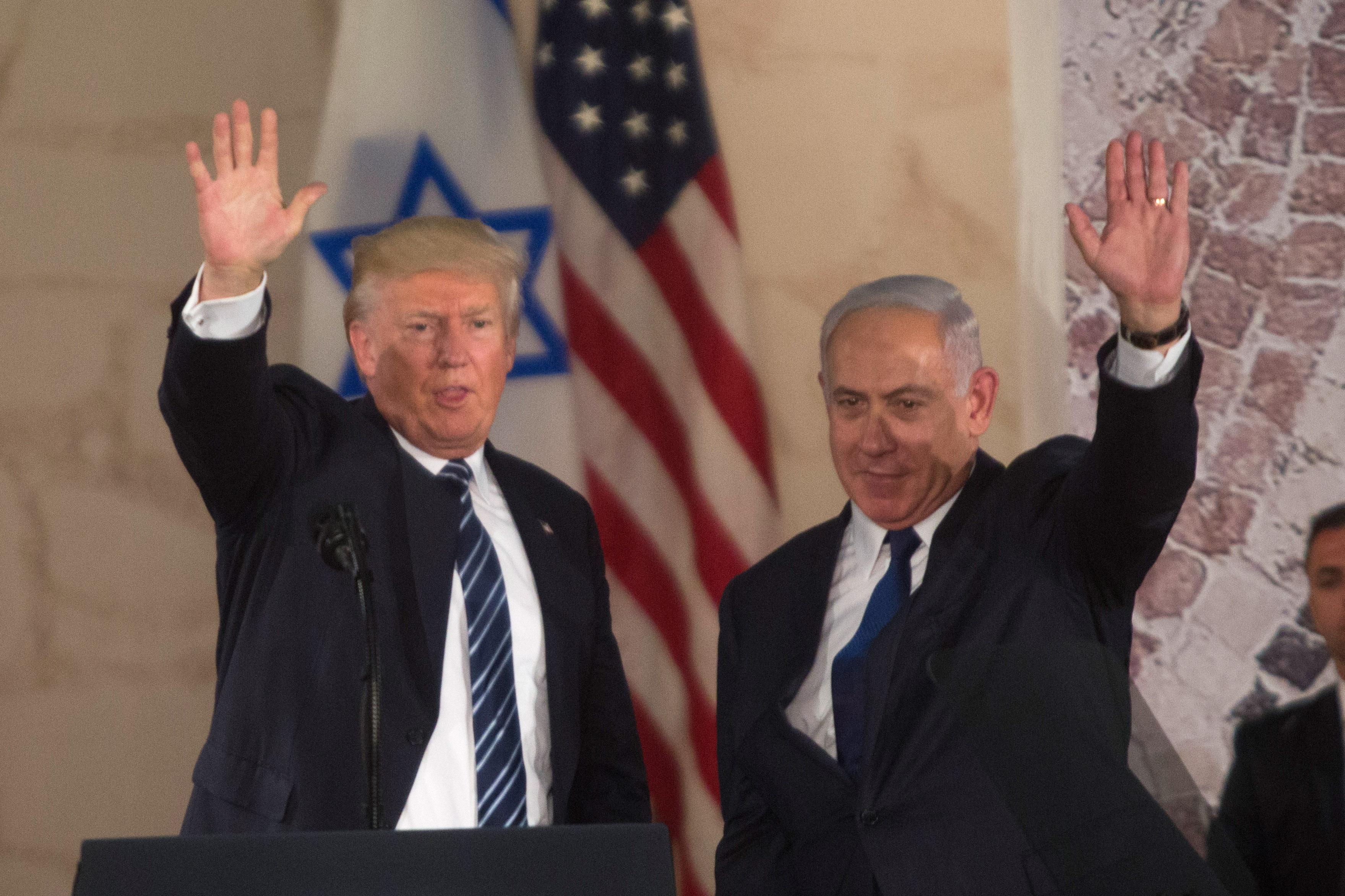 Statele Unite avertizeaza Israelul sa amane anexarile prevazute in planul lui Donald Trump