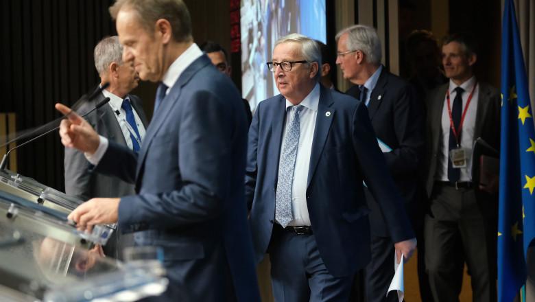 European Council Convenes As UK Seeks Brexit Delay